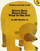 Brown Bear, Brown Bear, What Do You See? - click to check price or order from Amazon.co.uk