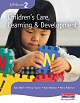NVQ Level 2 Children's Care, Learning and Development: Candidate Handbook - click to check price or order from Amazon.co.uk