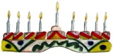 Hannukkah Candle Holder